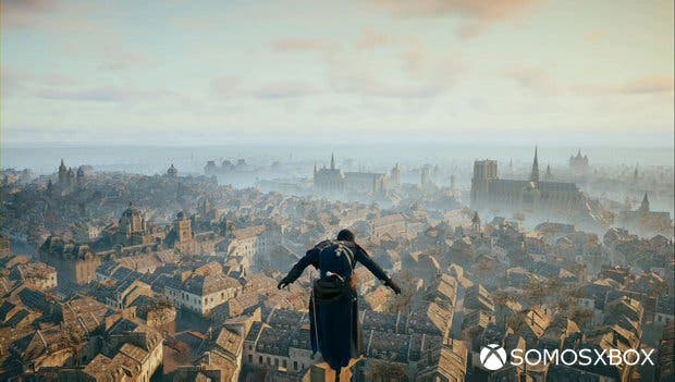 assassin's creed unity paris