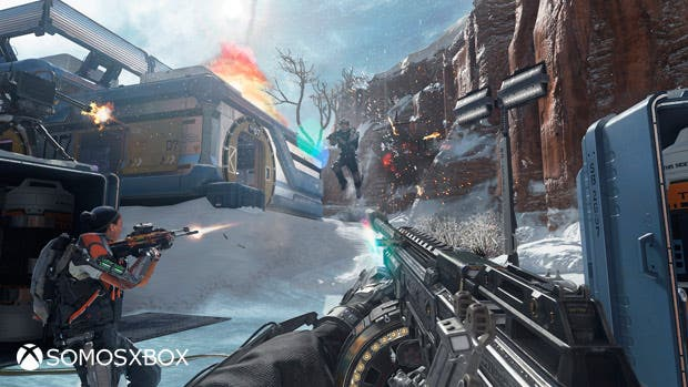 Análisis de Call of Duty: Advanced Warfare 1