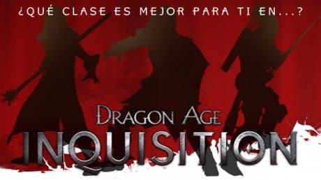 ¿Qué clase es mejor para ti en Dragon Age Inquisition?