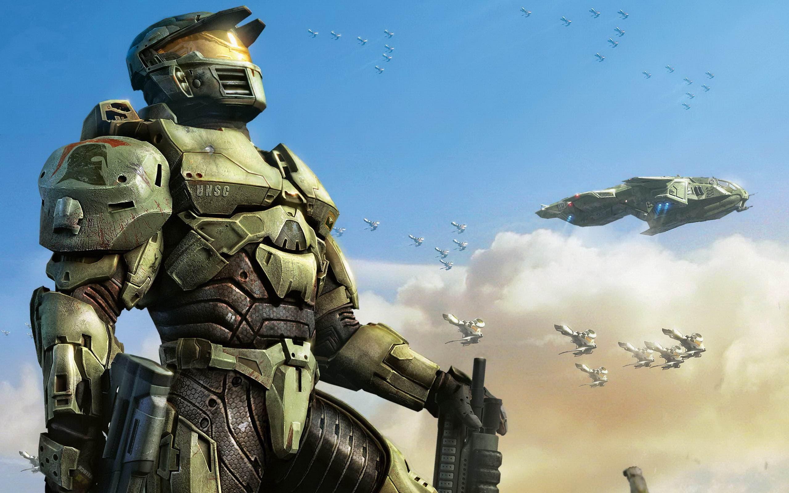 La adaptación de Halo: The Master Chief Collection en Xbox One X parece ir bien 2