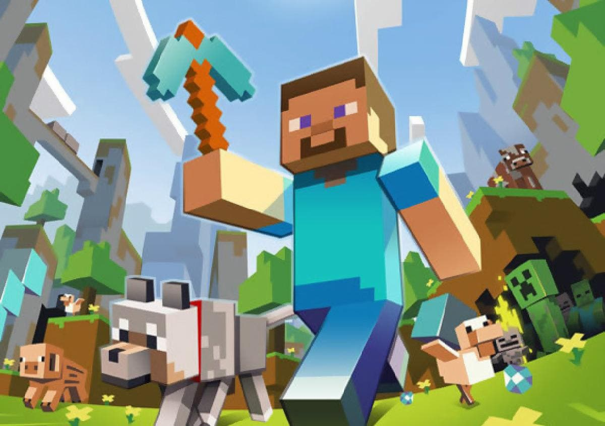 Recrean Desembarco del Rey Juego de Tronos en Minecraft