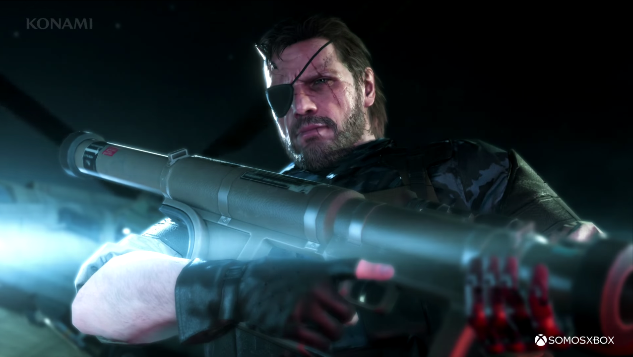 Metal Gear Online no se parecerá a nada de lo que se ha enseñado antes en MGS V 1