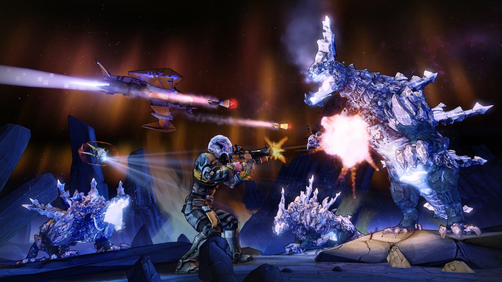 Si no fuese por Battleborn, Borderlands 3 no sería tan bueno