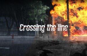 Primer teaser del interesante Crossing the Line
