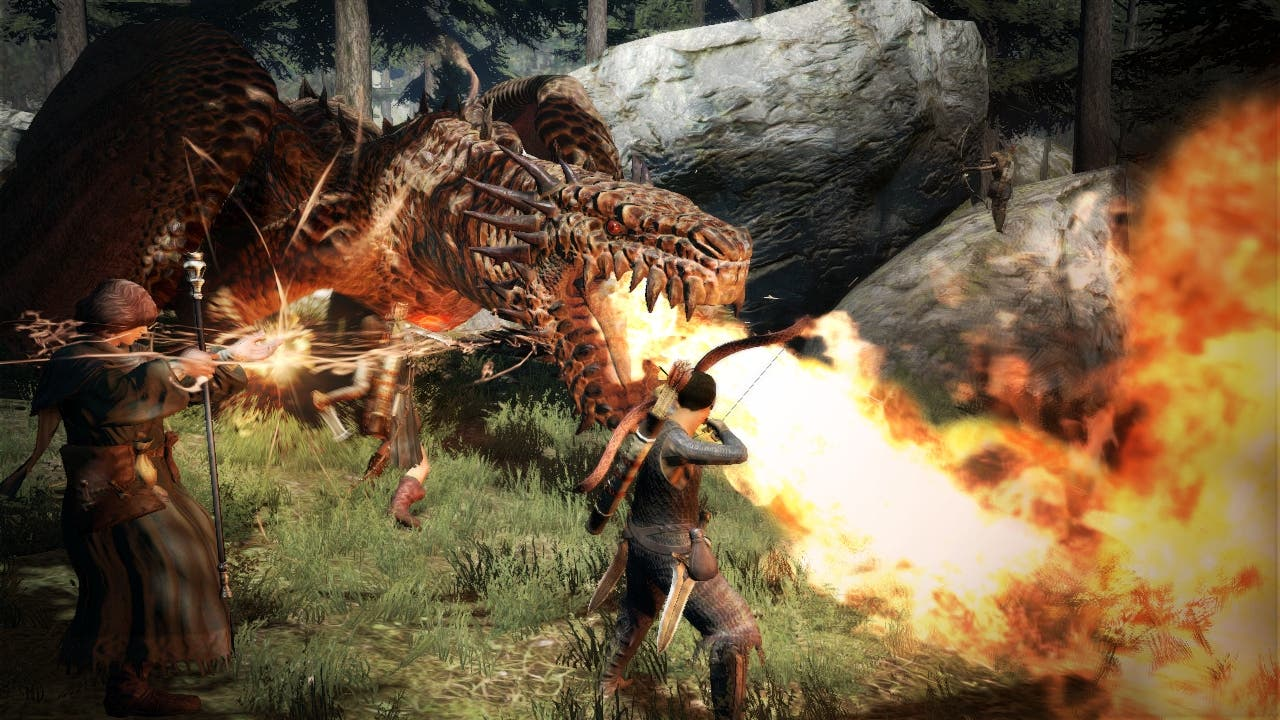 Hideaki Itsuno estaría encantado de hacer Dragon's Dogma 2 2