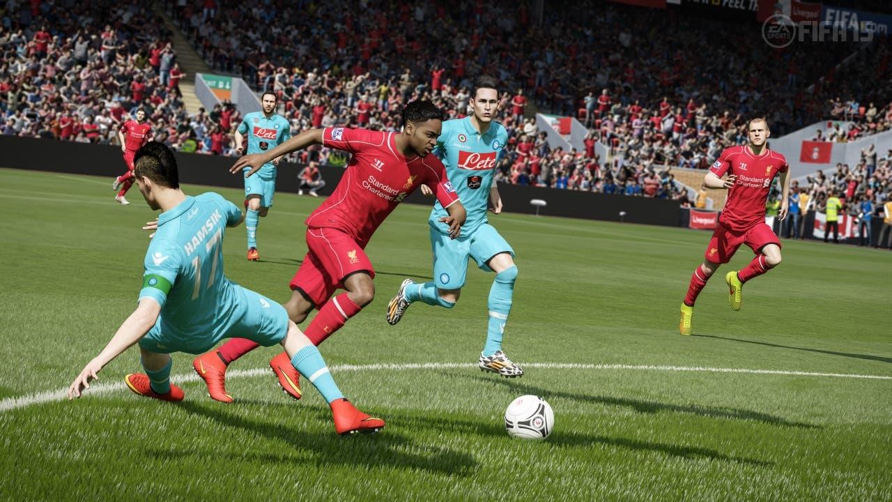 EA Sports dará los primeros detalles de FIFA 16 mañana 1