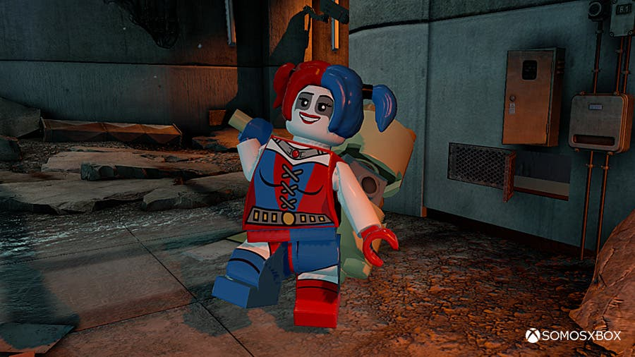 Nuevo DLC para LEGO Batman 3: Más Allá de Gotham 4
