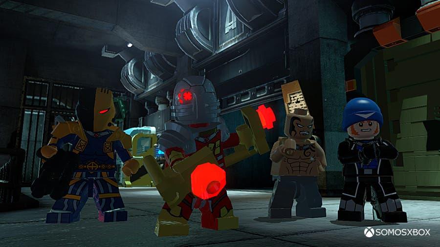 Nuevo DLC para LEGO Batman 3: Más Allá de Gotham 6