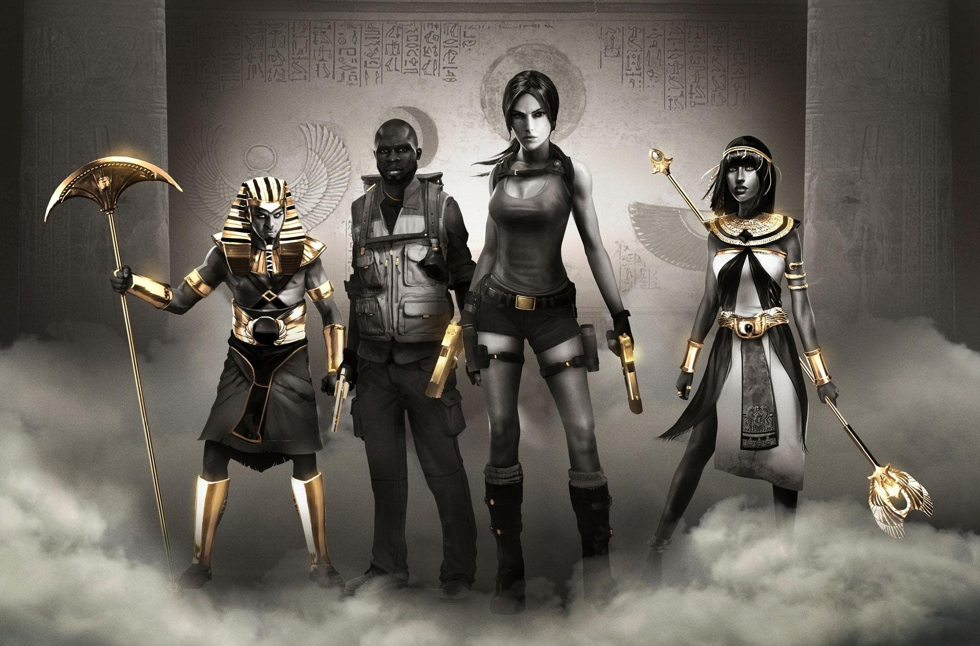Análisis de Lara Croft and The Temple of Osiris 4