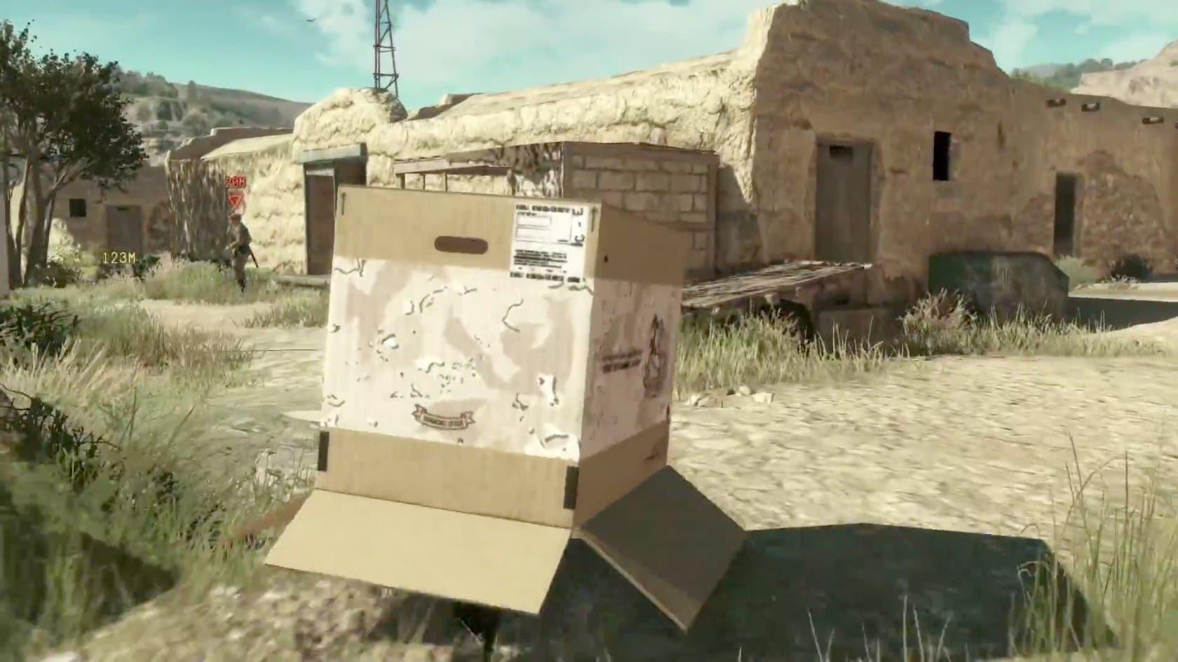 Xbox One no se vestirá de Metal Gear Solid V: The Phantom Pain 1
