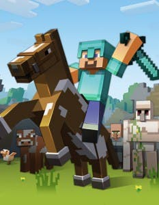 Tendremos nuevo juego de Minecraft