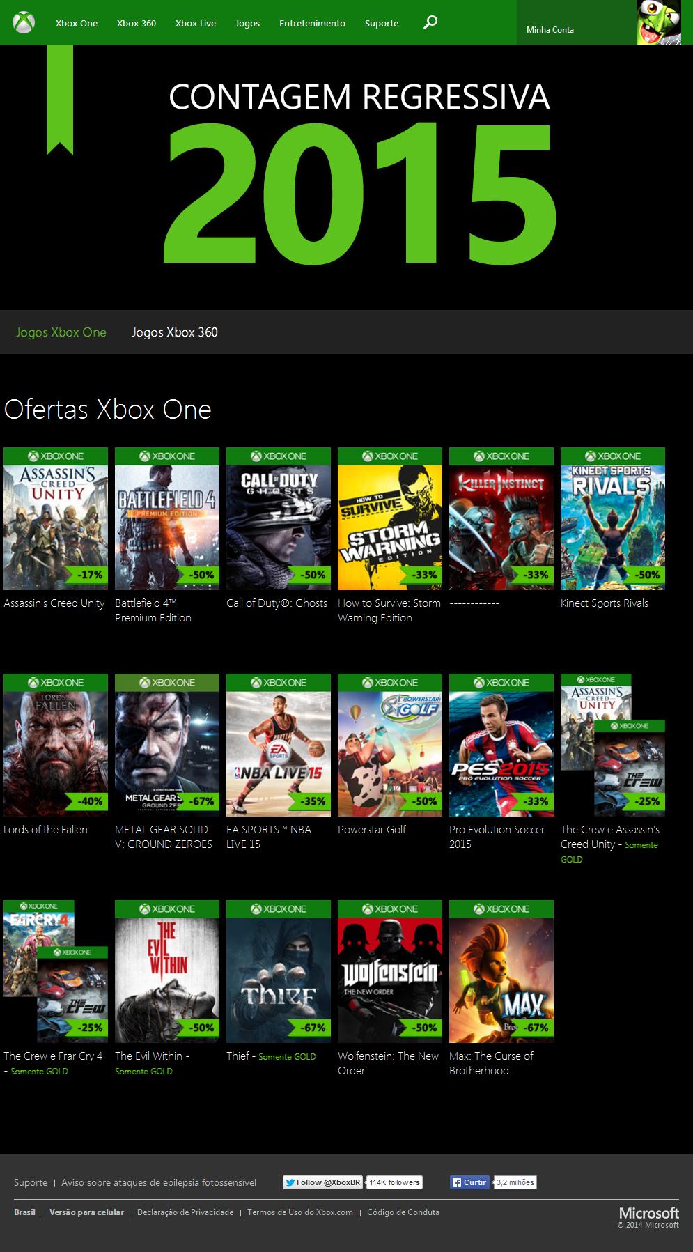 Ofertas_de_Navidad_Xbox_One