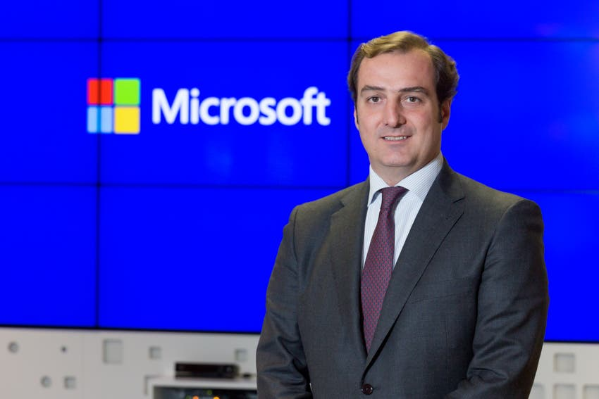 Ángel Sáenz de Cenzano, nuevo director de Plataforma, Desarrollo e Innovación de Microsoft Ibérica 1