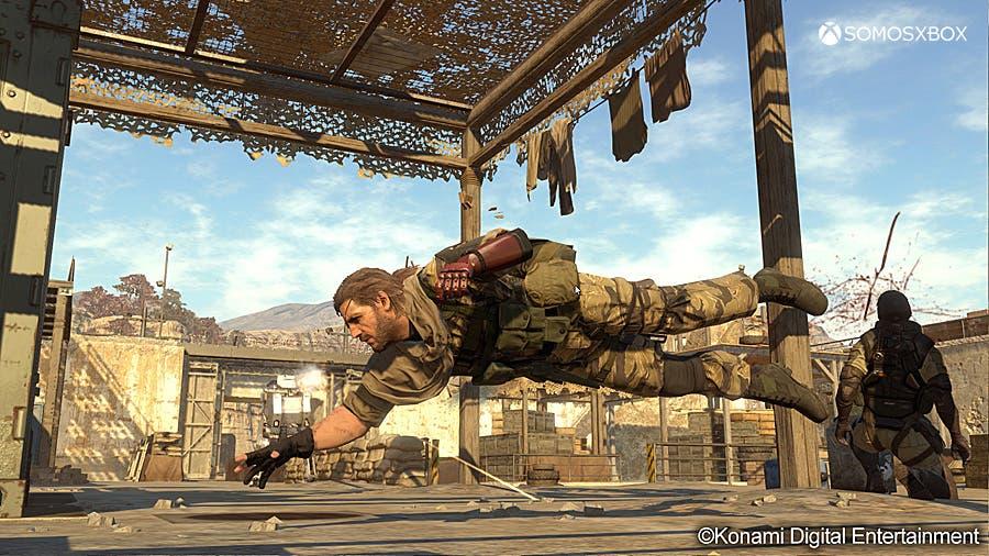 Confirmado Metal Gear Online, el multijugador de The Phantom Pain 2