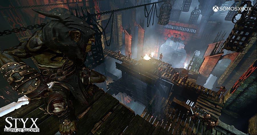 Análisis de Styx: Master of Shadows 1