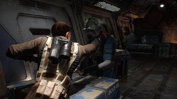 Muchos de los que trabajaron en Star Wars 1313 trabajan en Hangar 13