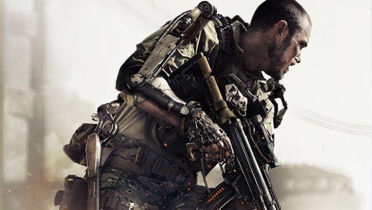 El mapa Atlas Gorge gratis en Call of Duty: Advanced Warfare 6