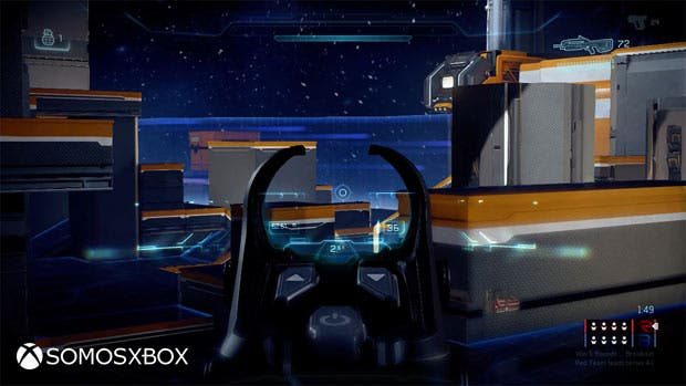Halo 5: Guardians. Impresiones beta multijugador 3