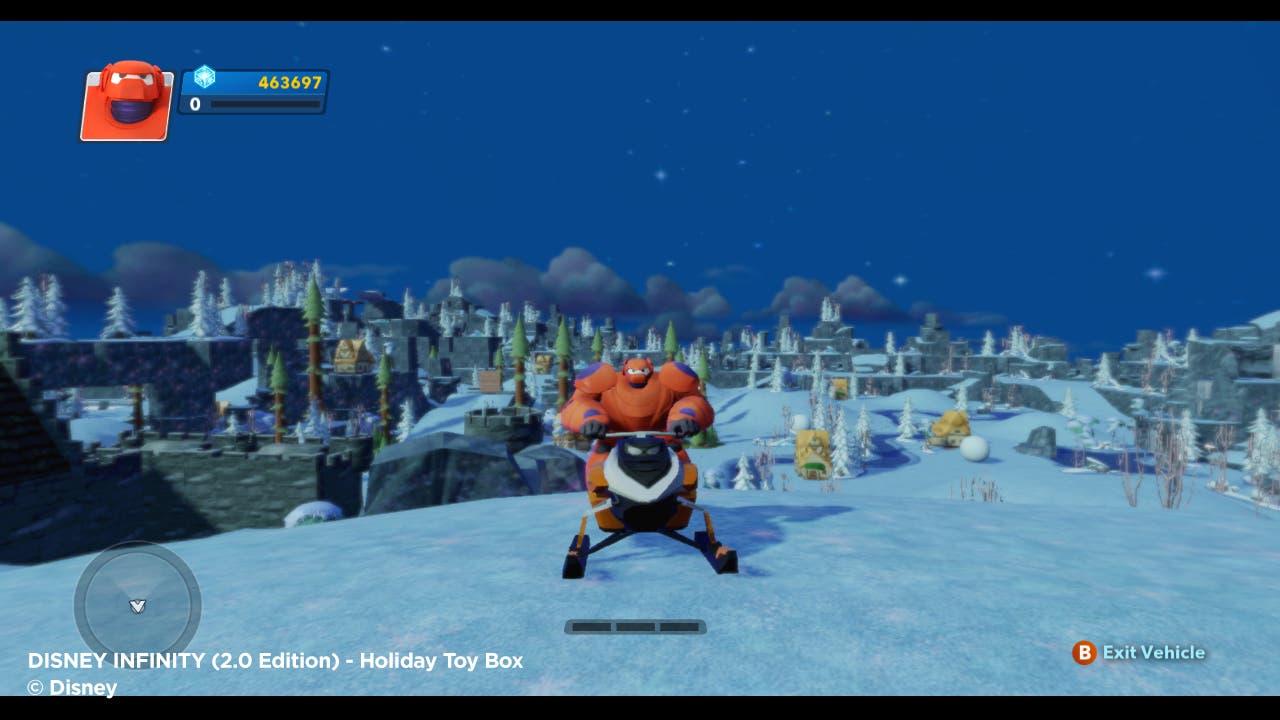 Toy Boxes navideños para Disney Infinity 2.0 1