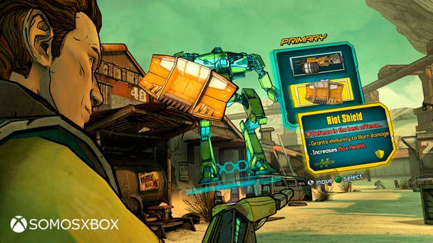 Análisis de Tales from the Borderlands