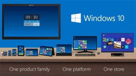El futuro de Xbox One, gracias a Windows 10