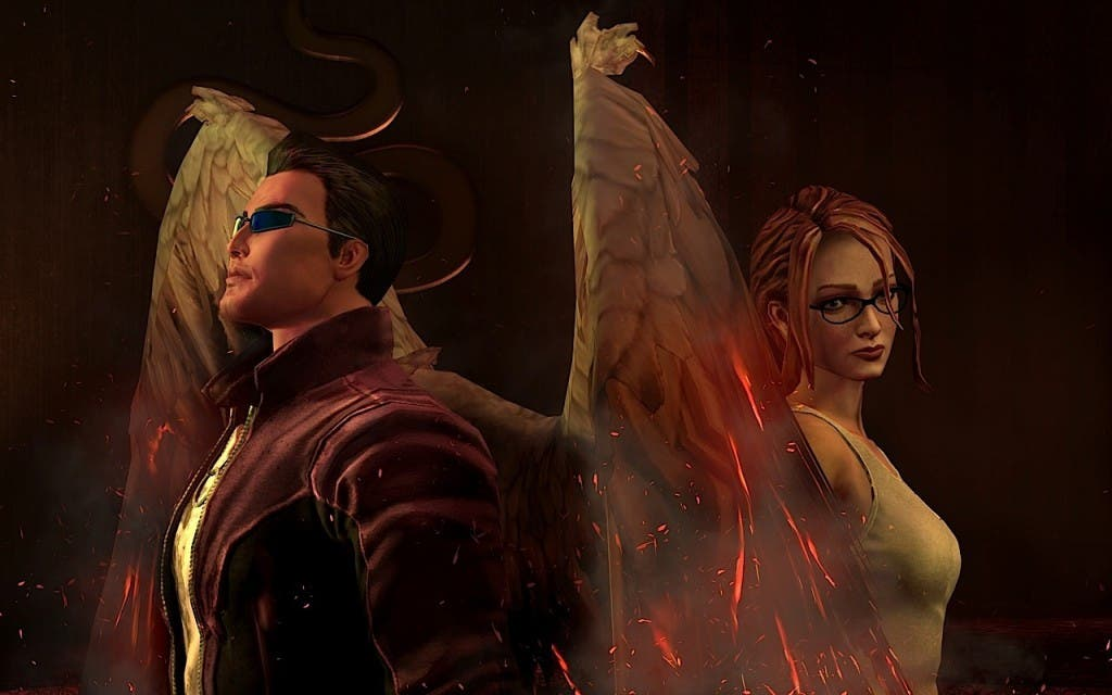 1 Saints Row Gat Out of Hell SomosXbox