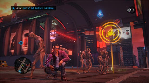 3 Saints Row Gat Out of Hell SomosXbox