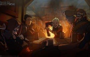 Los bardos de Dragon Age Inquisition en tu casa