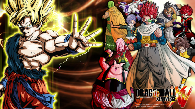 Dragon Ball Xenoverse (4)