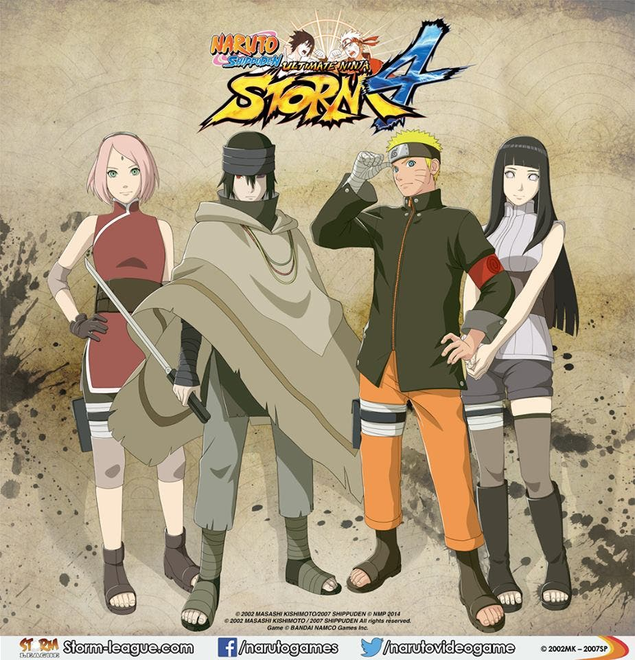 Naruto Shippuden Ultimate Ninja Storm 4_The_last Movie