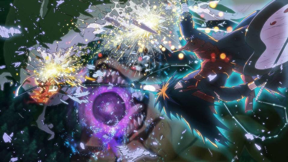 El creador de Naruto lleva en exclusiva los Susanno de Itachi y Shisui a Naruto Storm 4 1