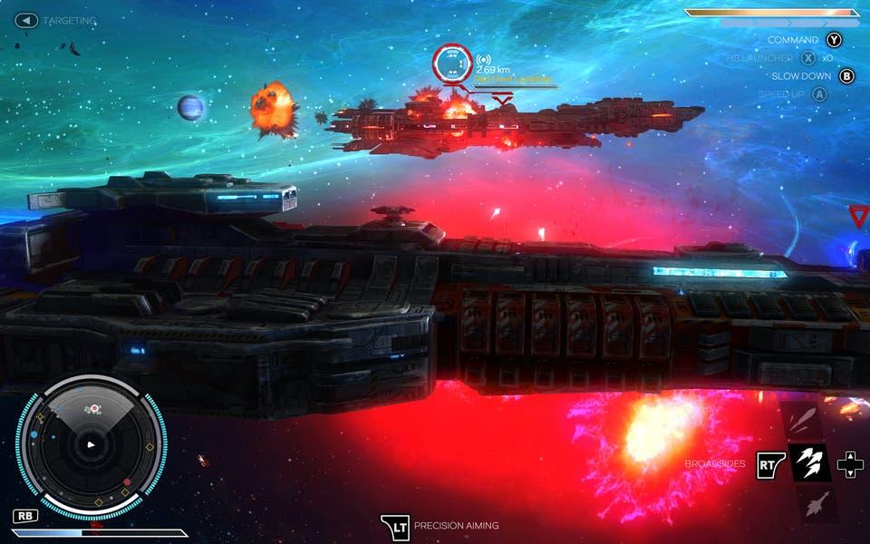 Rebel Galaxy aproxima su lanzamiento 4