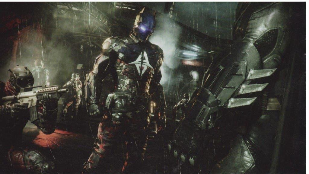 Presentados 4 nuevos personajes de Batman: Arkham Knight 1
