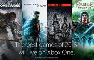 66 juegos exclusivos de Xbox One en 2015