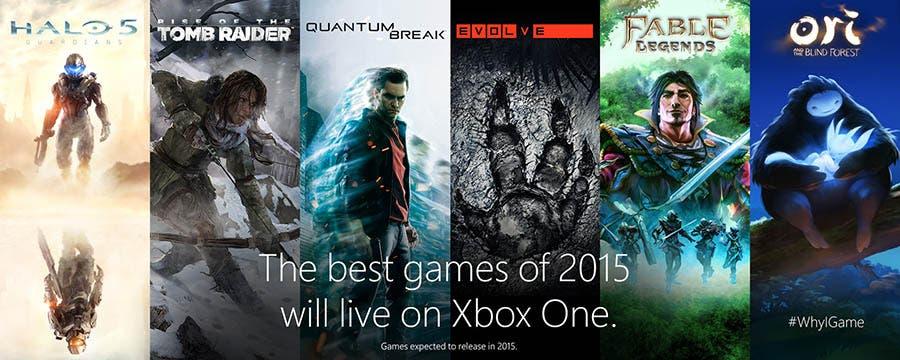 66 juegos exclusivos de Xbox One en 2015 30