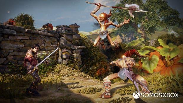 Fecha de lanzamiento de Fable Legends 1