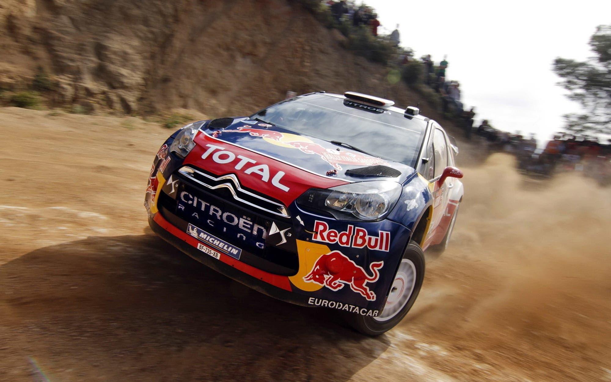 Comienza la campaña de reserva de Sebastien Loeb Rally Evo 1
