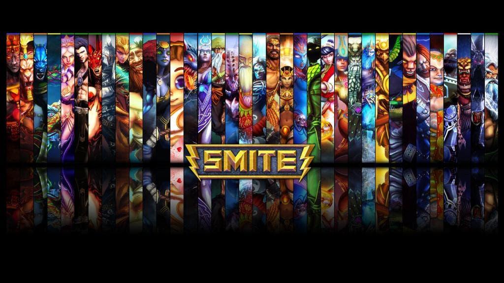 Se abre la beta de Smite 1