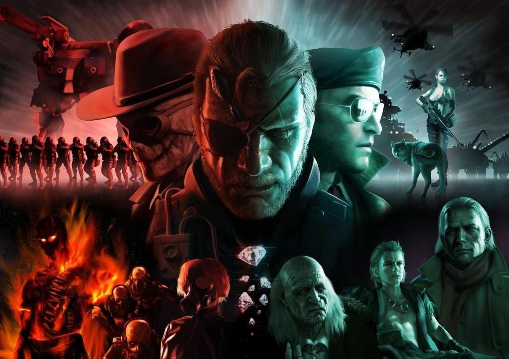 Kojima muestra el gameplay alternativo de Metal Gear Solid V The Phantom Pain 1
