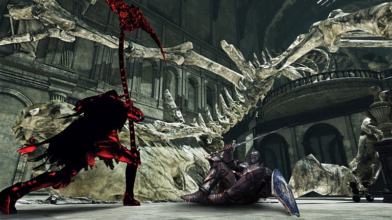 Ya se puede reservar y pre-descargar Dark Souls 2 Scholar of the First Sin en Xbox One 16