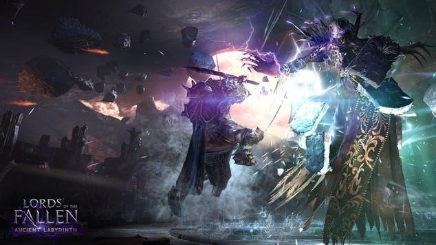 Lords of the Fallen 2 estrena nuevo logo y se convierte en el proyecto más importante de CI Games 2