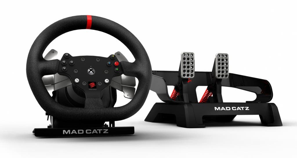 Mad Catz Racing Wheel Xbox One
