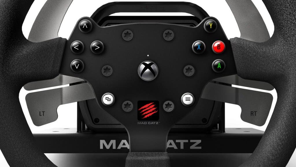 Mad Catz Racing Wheel Xbox One (2)