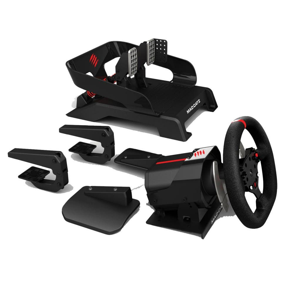 Mad Catz Racing Wheel Xbox One (3)