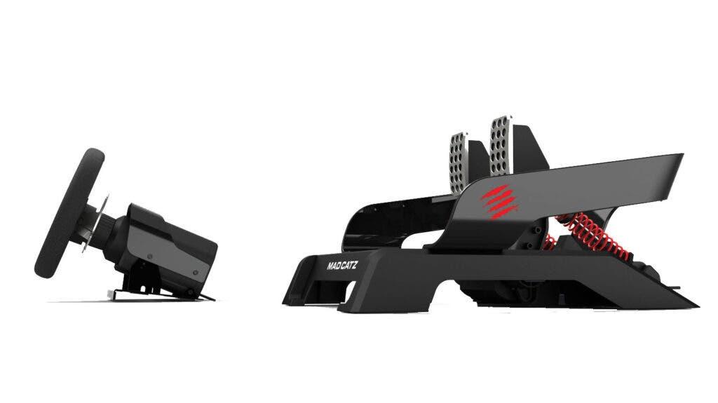 Mad Catz Racing Wheel Xbox One (4)