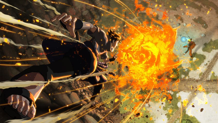 Extenso gameplay del próximo Naruto Shippuden: Ultimate Ninja Storm 4 1