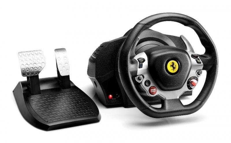 TX Racing Wheel Ferrari 458 Italia Edition (3)