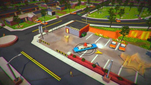 Roundabout llegará a Xbox One este mismo viernes 28