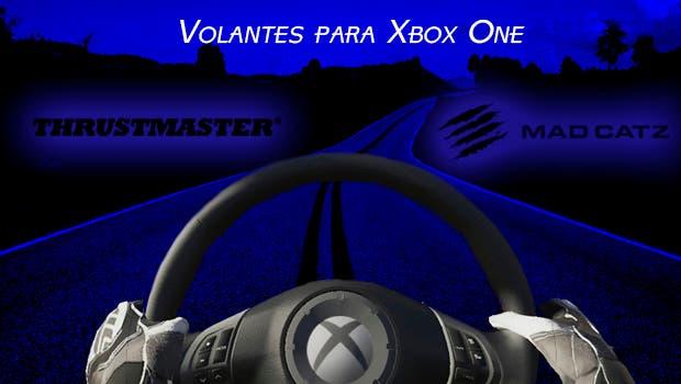 Los volantes para Xbox One 6