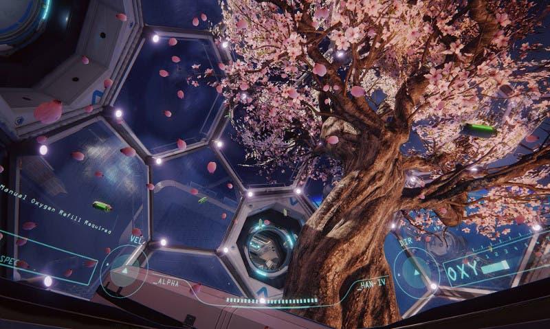 9 minutos de gameplay de ADR1FT, la propuesta espacial para Oculus Rift 1